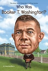 Who Was Booker T Washington?