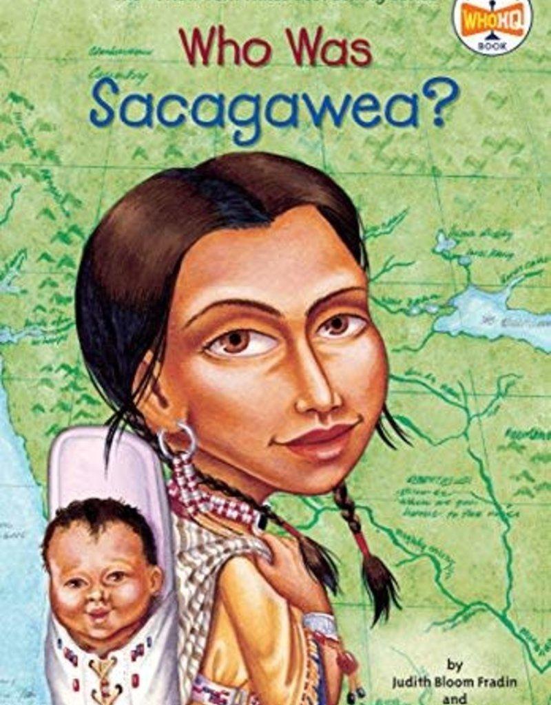 WHO WAS SACAGAWEA