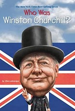 WHO WAS WINSTON CHURCHILL