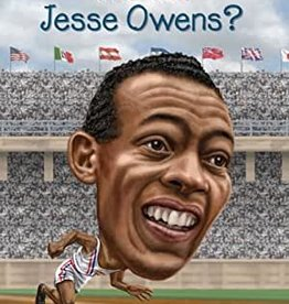 WHO WAS JESSE OWENS