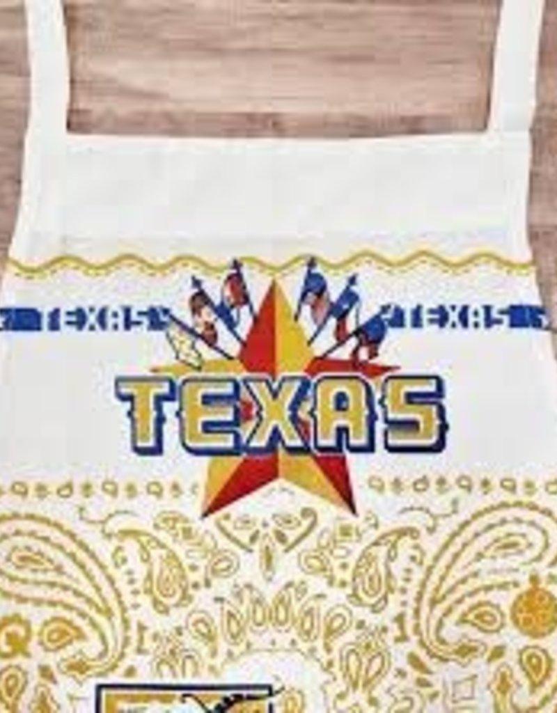 """Texas Apron 28.5""""x35"""""""
