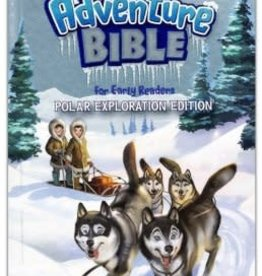 NIrV Adventure Bible for Early Readers, Polar Exploration Edition, Hardcover
