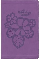 NirV Adventure Bible for Early Readers, Italian Duo-Tone, Tropical Purple, Purple, Full Color
