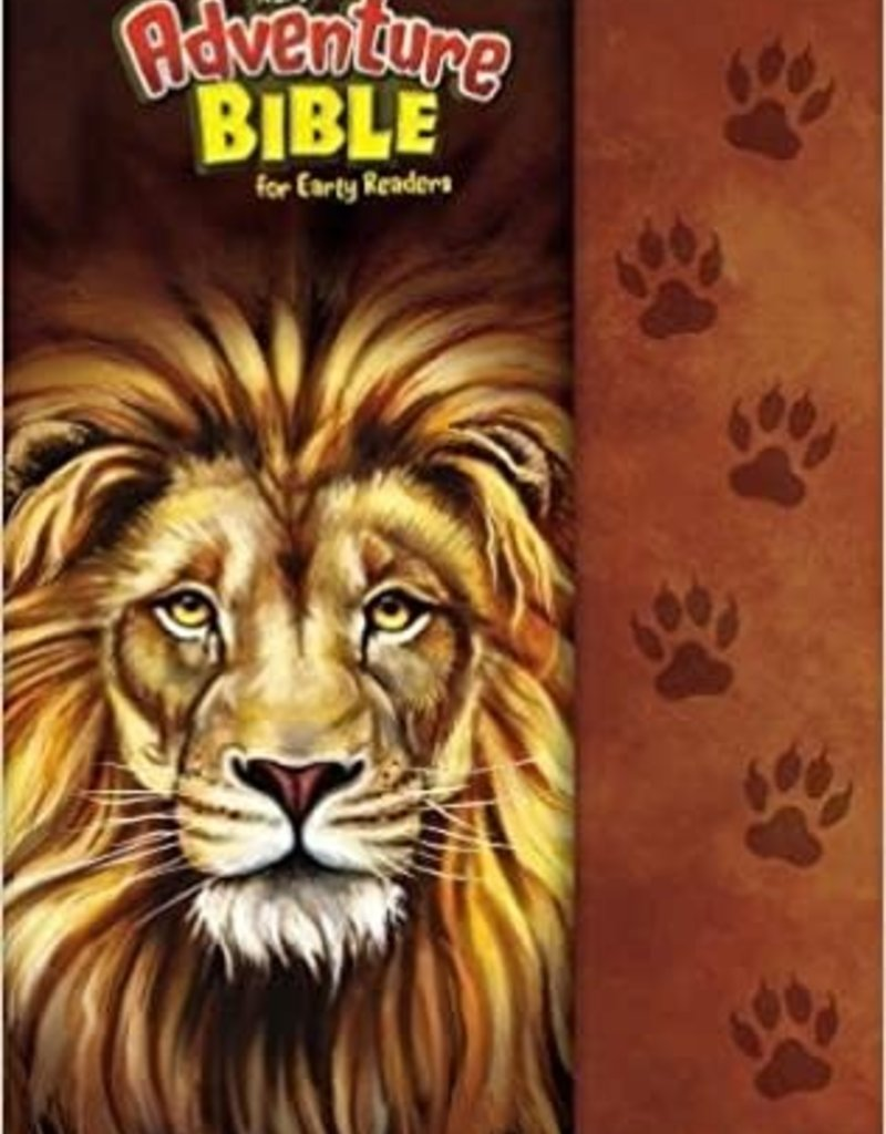 NIrV Adventure Bible for Early Readers, Hardcover