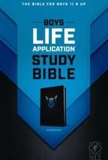 NLT Boys Life Application Study Bible, Hardcover