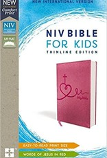 NIV bible for Kids, Imitation Leather, Pink