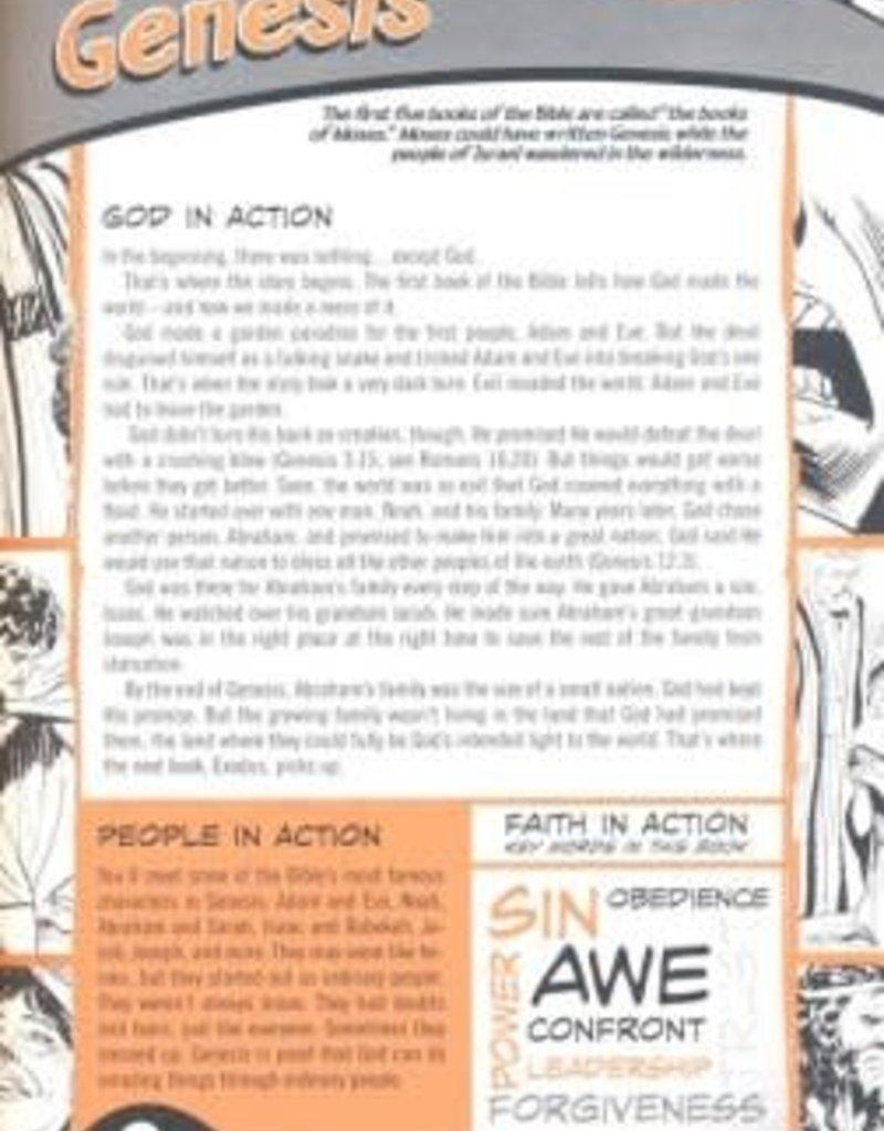 THE NIV ACTION STUDY BIBLE