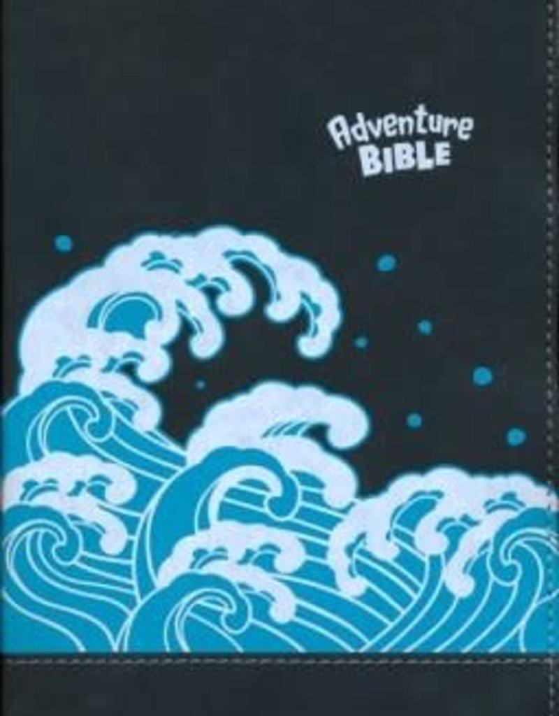 NIV Adventure Bible, Imitation Leather, Gray