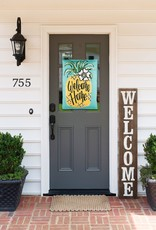 Welcome Home Pineapple Door Hanging