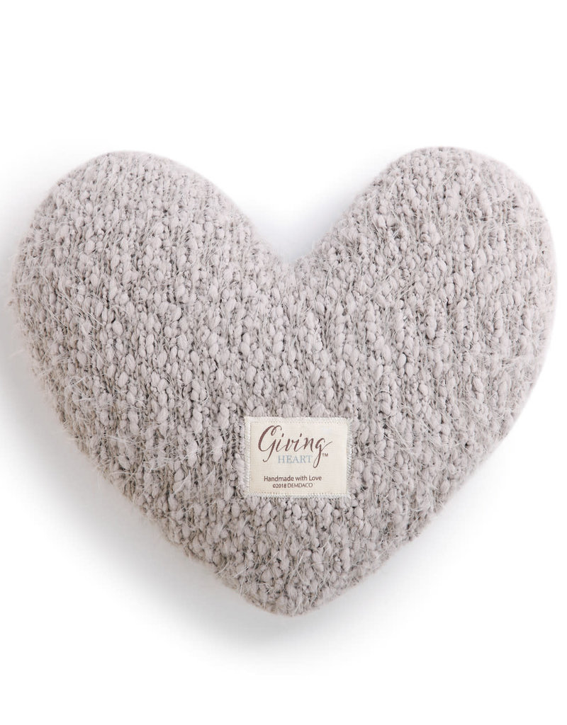 GIVING HEART, TAUPE