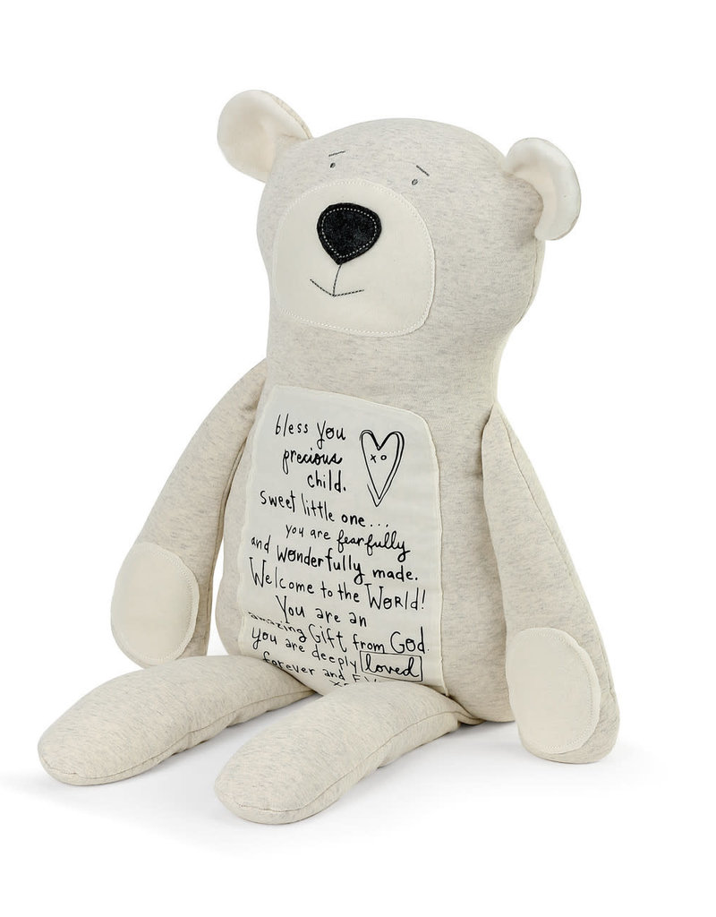 Jumbo Poetic Threads Bear