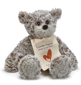 GIVING BEAR  MINI- LOVE