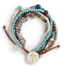 Turquoise Your Journey Bracelet