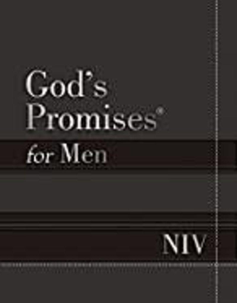 GODS PROMISES FOR MEN NIV