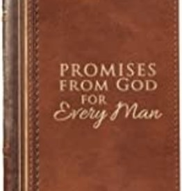 Promises From God for Every Man  - Lt Brown