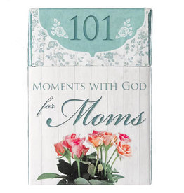 Box Of Blessings-101 MOMENTS WITH GOD FOR MOMS