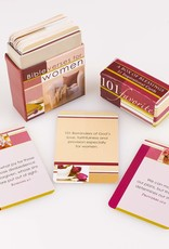Box Of Blessings-101 Favorite Bible Verses/Women