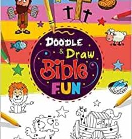 Doodle And Draw Bible Fun!