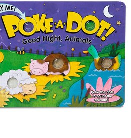 Melissa & Doug - Poke-A-Dot: Good NIght Animals