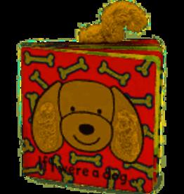 Jellycat- BOOK- IF I WERE A DOG