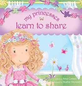 My Princess Learn to Share