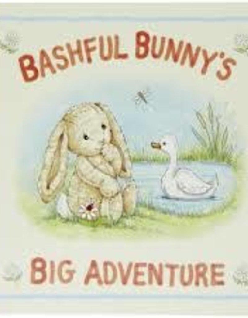 BASHFUL BUNNY'S BIG ADVENTURE
