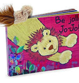 BOOK -  BE JOLLY JO-JO