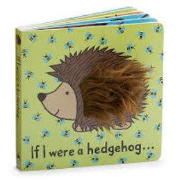 BOOK IF I WERE A HEDGEHOG