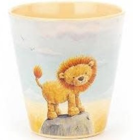 Jellycat- The Very Brave Lion Melamine Cup