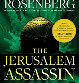 The Jerusalem Assassin (Marcus Ryker Series Book 3)