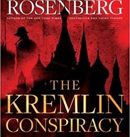 THE KREMLIN CONSPIRACY  (Marcus Ryker Series #1) Paperback