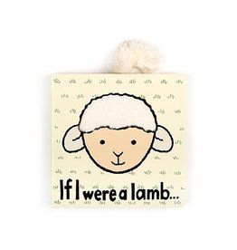 Jellycat- If I Were a Lamb Book