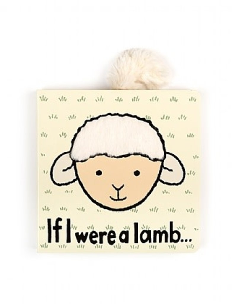 Jellycat- If I Were a Lamb Book