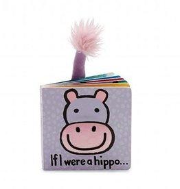 Jellycat- If I Were a Hippo Book