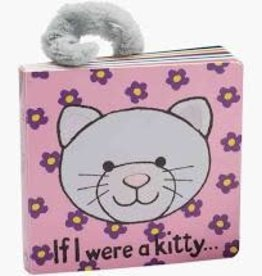 Jellycat- If I Were a Kitty Book