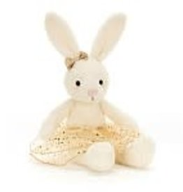 Jellycat- Glistening Belle Bunny Medium