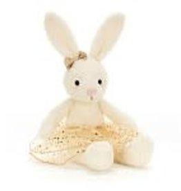 Jellycat- Glistening Belle Bunny Large