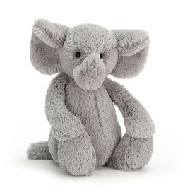 Jellycat-Bashful Blue Elephant Medium