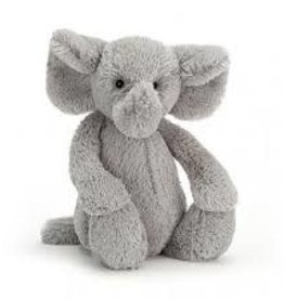 Jellycat- Bashful Silver Elephant Medium