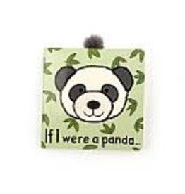 Jellycat-If I were a Panda Book