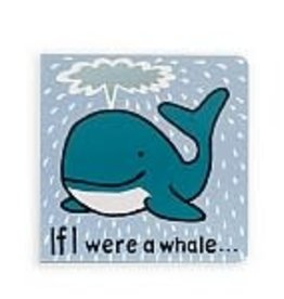 Jellycat-If I were a Whale Book