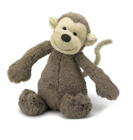 Jellycat-Bashful Monkey Small