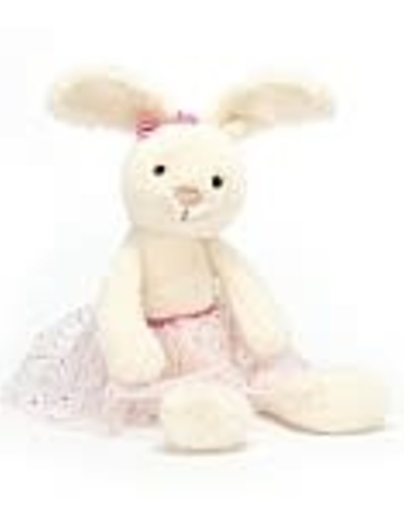 Jellycat-Belle Ballet Bunny Large