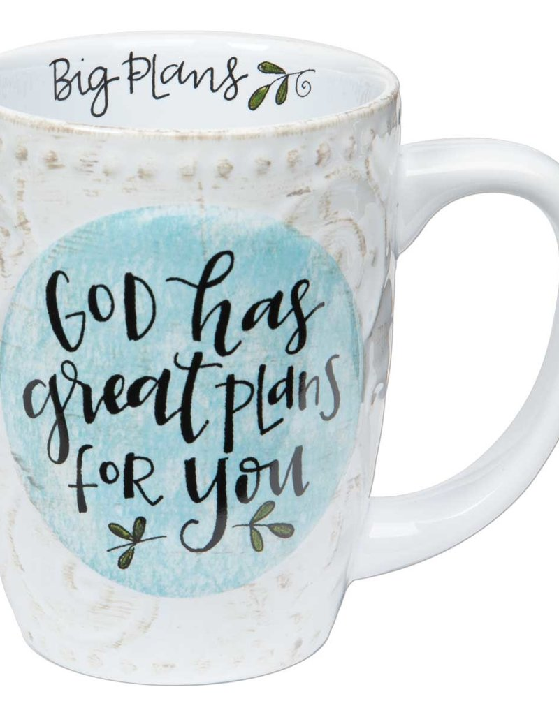 Mug- God Has Great Plans
