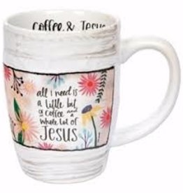 Coffee & Jesus Gift Mug