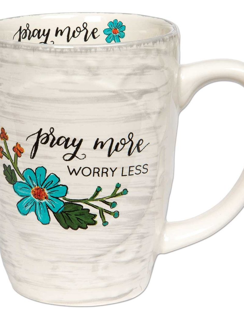 Pray More Gift Mug