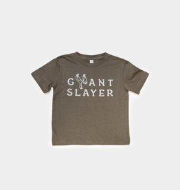 Giant Slayer Tee- 2T