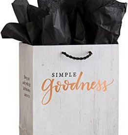 Gift Bag-Specialty-Simple Goodness-James 1:17-Medium