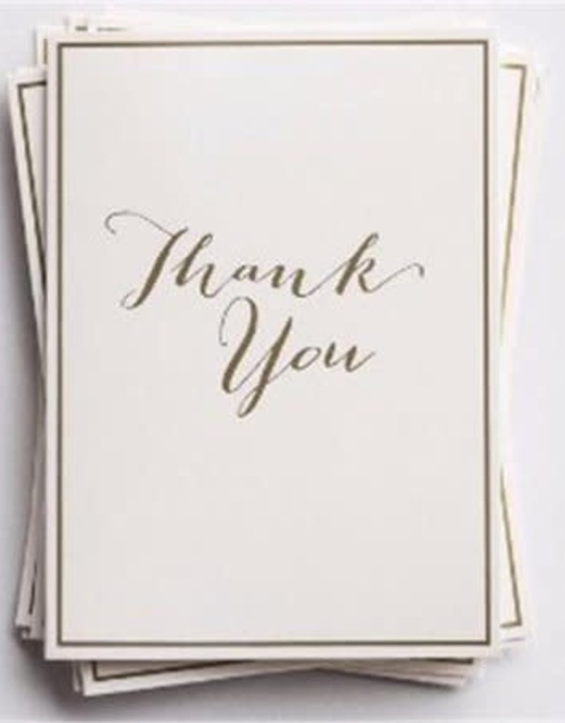 Thank You Notes (10 to a pack)