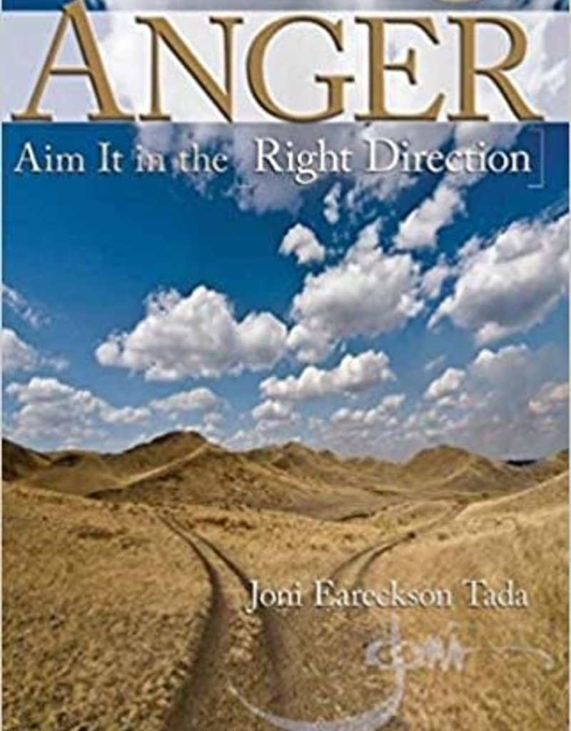 Anger: Aim It In The Right Direction Pamphlet (Single)